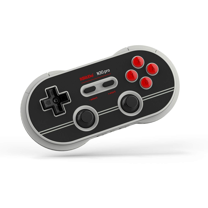 8Bitdo-N30-Pro2-Bluetooth-Gamepad-Wireless-Controller-Vibration-Wired-JoystK5A9 thumbnail 3
