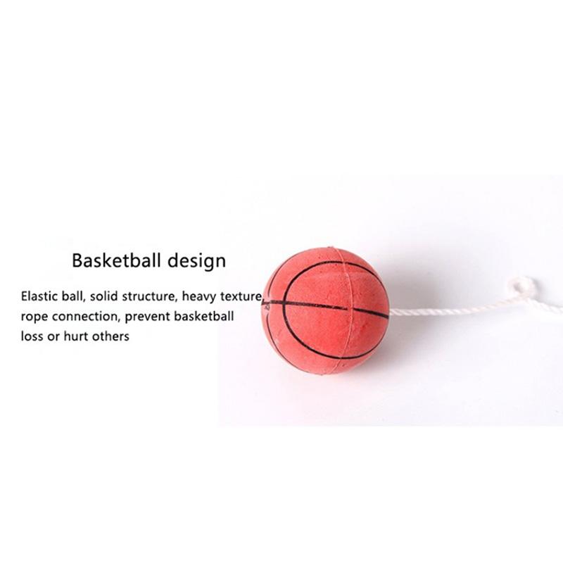 Juguete-de-Alivio-de-EstreS-Mini-Juego-de-Baloncesto-Plegable-Mesa-de-Escri-Y2M8 miniatura 6