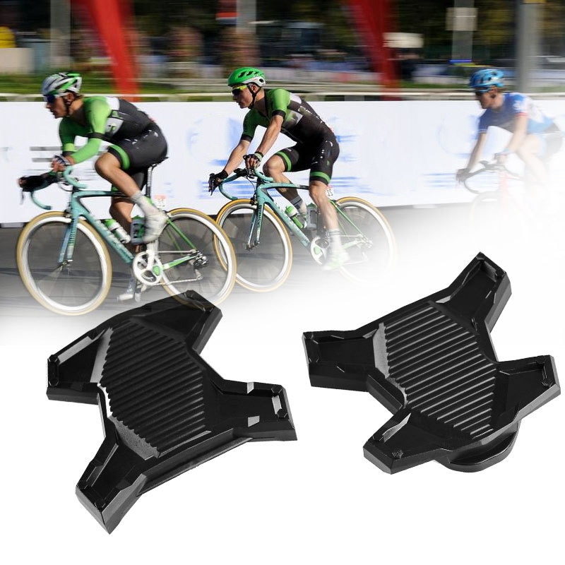 Richy-Bicycle-Bike-Pedal-Converter-Clipless-Pedal-Platform-Adapter-Convert-P2P4 thumbnail 8