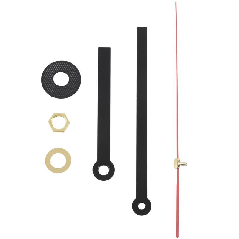 Mouvement-Mecanisme-Silencieux-D-039-horloge-A-Quartz-3-Aiguilles-Blue-new-O1N3-M1U miniature 4
