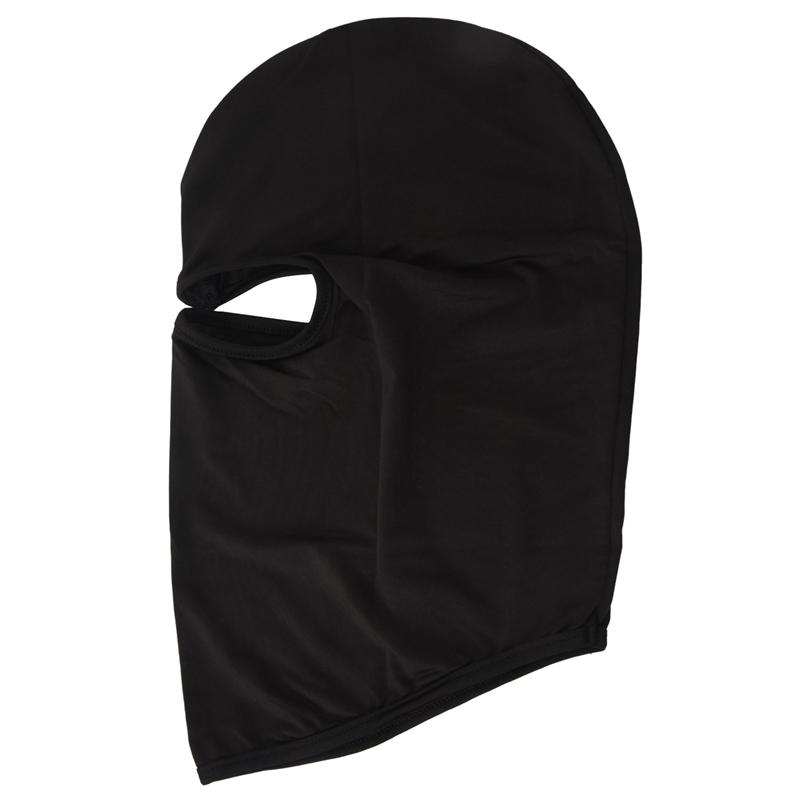 2019 5pcs 2 Holes Unisex Outdoor Cycling Full Face Mask Lycra Balaclava Hat CS
