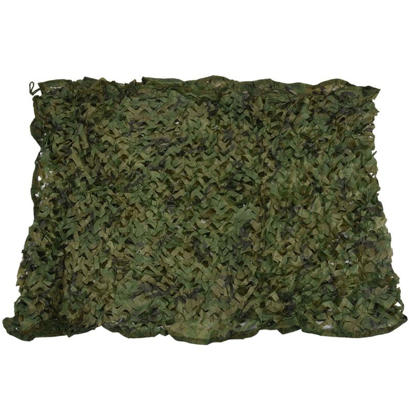 3 x 5m filet de camouflage camo filet chasse leurre tir hide armée shelter