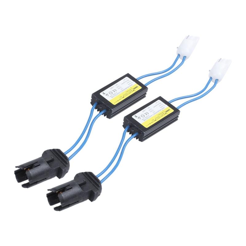2 Warnung Canceller Widerstand Canbus T10 W5W Fehler Lampe Led Leuchten NEU