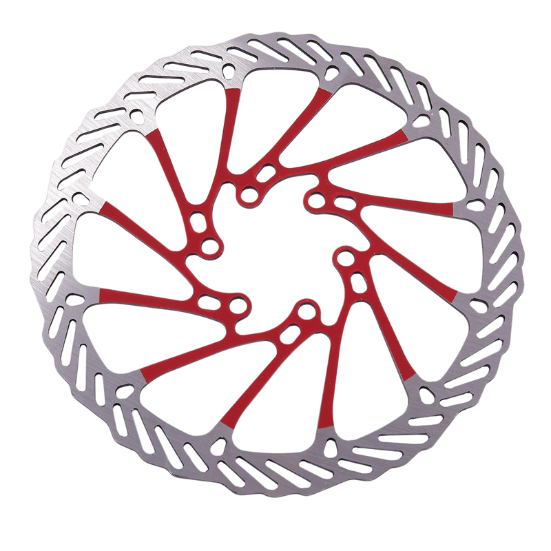 Premium 6-Loch Bike Disc Bremsrotor Edelstahl MTB Fahrradrotor Schrauben