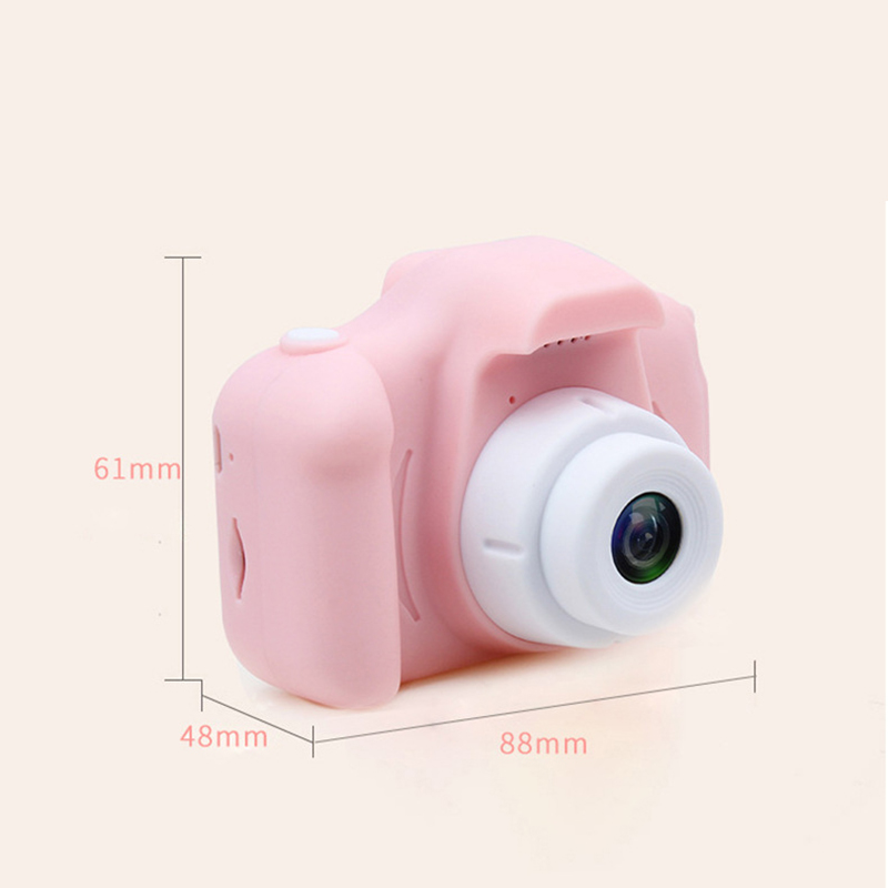 2X-Dc500-Full-Color-Mini-Digital-Camera-for-Children-Kids-Baby-Cute-Camcord-S8P1 thumbnail 3