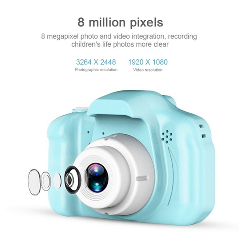 2X-Dc500-Full-Color-Mini-Digital-Camera-for-Children-Kids-Baby-Cute-Camcord-S8P1 thumbnail 4