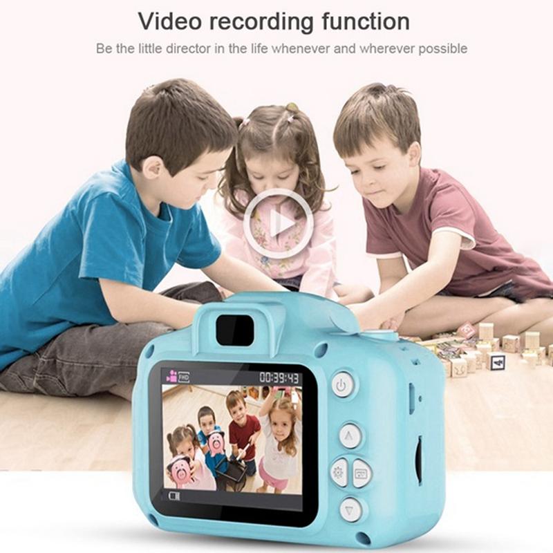 Dc500-Vollfarb-Mini-Digitalkamera-fuer-Kinder-Kinder-Baby-Cute-Camcorder-Vid-W5C1 Indexbild 9