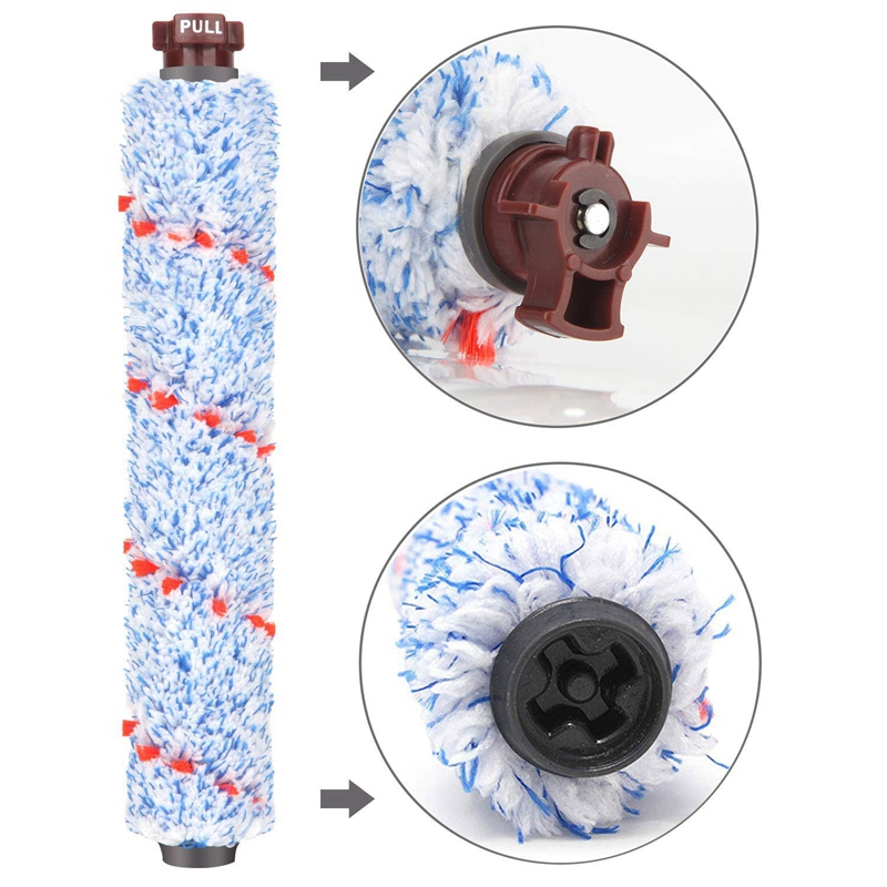 Multi Surface 1868 Brush Roll And 1866 Vacuum Filter For