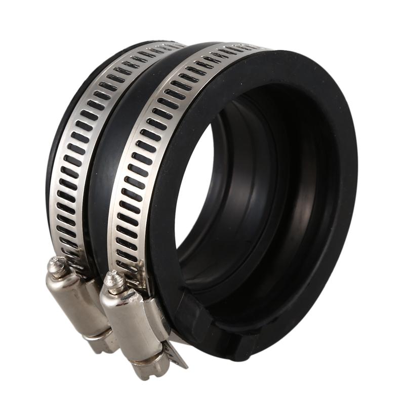 Manchon-de-Collecteur-D-039-Admission-de-Support-de-Carburateur-pour-Yamaha-Gri-F3B8 miniature 3