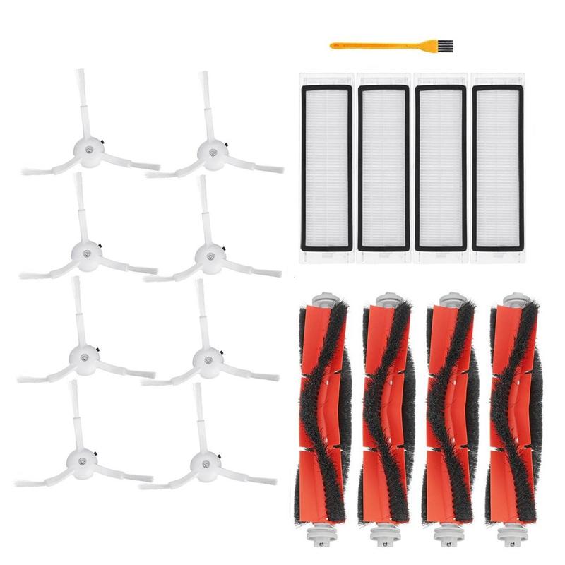 Kit d/'accessoires pour XIAOMI MI Robot Pieces de rechange pour aspirateur 3 F5K9