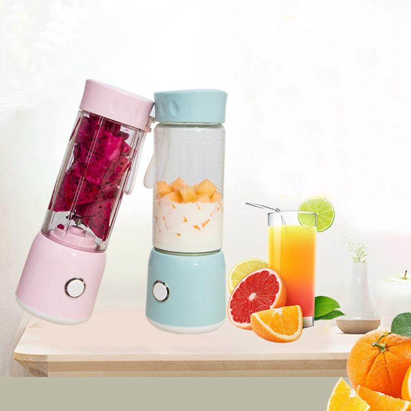 Usb-Mini-Mixer-Juicer-Portable-MeLangeur-de-Fruits-MeLangeur-de-Fruits-V5O9 miniature 3