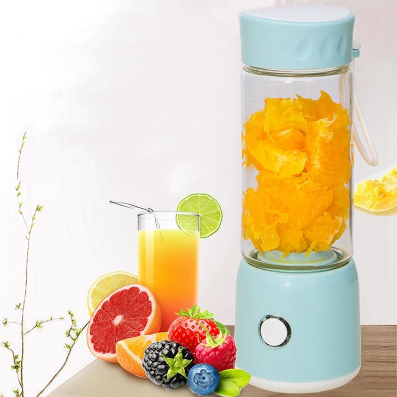 Usb-Mini-Mixer-Juicer-Portable-MeLangeur-de-Fruits-MeLangeur-de-Fruits-V5O9 miniature 4