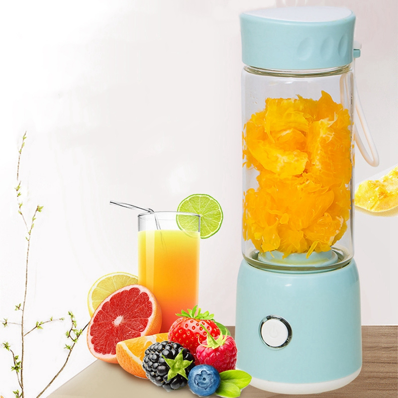 Usb-Mini-Mixer-Juicer-Portable-MeLangeur-de-Fruits-MeLangeur-de-Fruits-V5O9 miniature 10