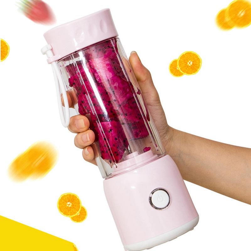 Usb-Mini-Mixer-Juicer-Portable-MeLangeur-de-Fruits-MeLangeur-de-Fruits-V5O9 miniature 13