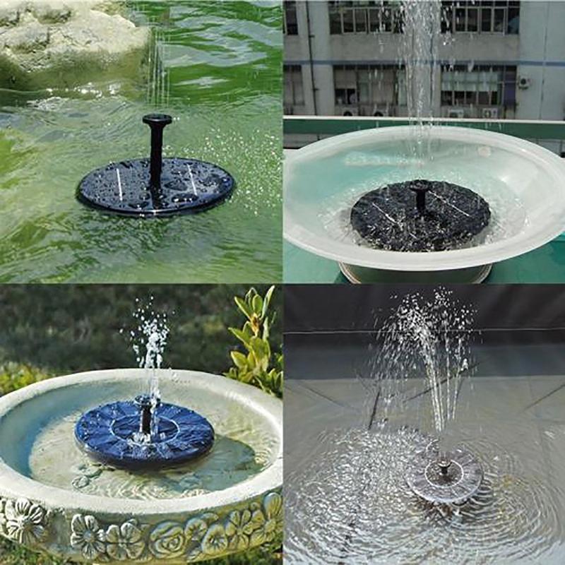 Fontaine-ExteRieure-de-Fontaine-de-Pompe-une-Eau-Solaire-pour-la-DeCoration-j1y miniature 5