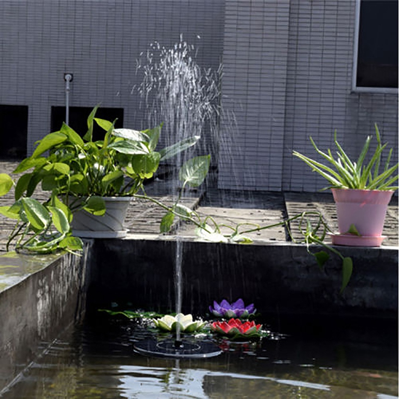 Fontaine-ExteRieure-de-Fontaine-de-Pompe-une-Eau-Solaire-pour-la-DeCoration-j1y miniature 8