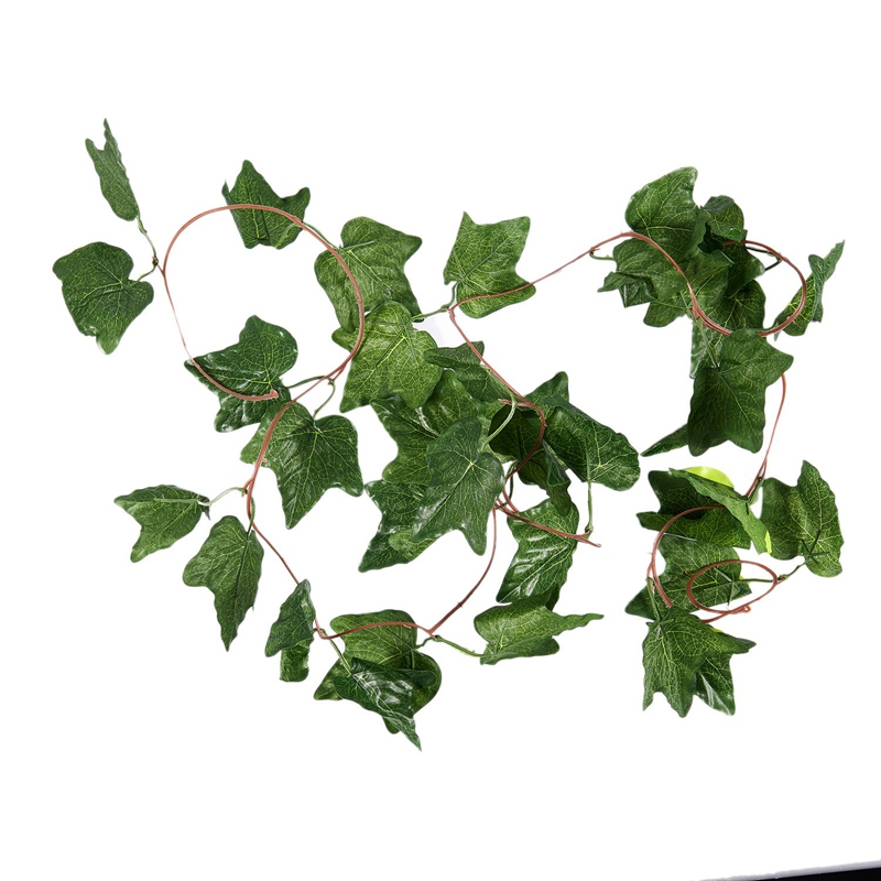 thumbnail 3 - 7-87FT-Artificial-Fake-Faux-Ivy-Vine-Plant-Garland-Wedding-new-L3O8