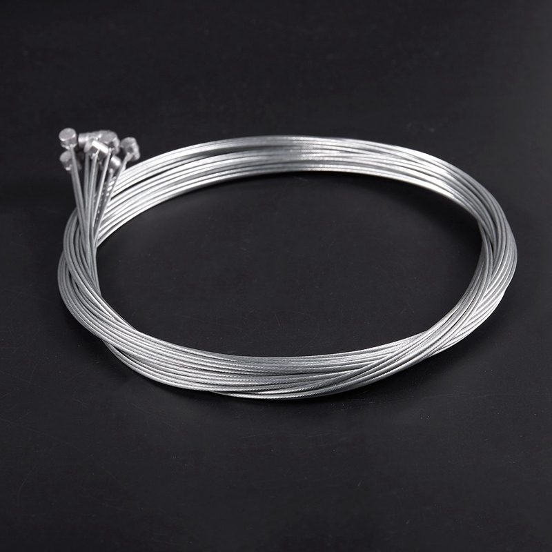 10pcs 1.75m Bicycle Bike Cycling MTB Brake Inner Wire Cable AD