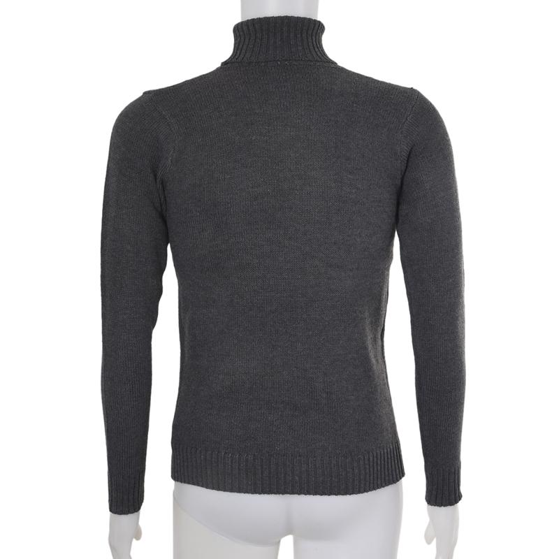 Printing-Mode-Tan-True-wool-coat-men-cotton-wool-sweater-cardigan-free-man-R7B5 thumbnail 7