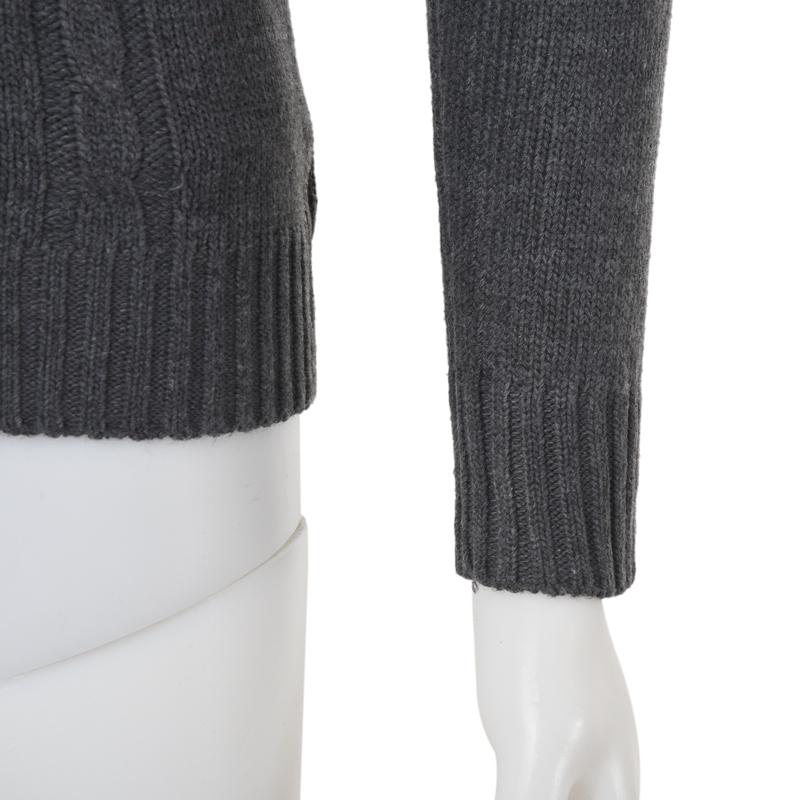 Printing-Mode-Tan-True-wool-coat-men-cotton-wool-sweater-cardigan-free-man-R7B5 thumbnail 10
