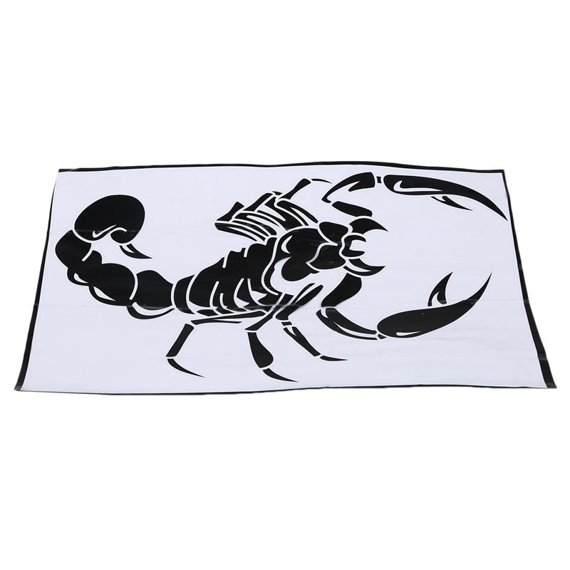Car-Dekoration-3D-Scorpion-Decal-Sticker-Cooler-Vinyl-Sticker-S6P4 Indexbild 5