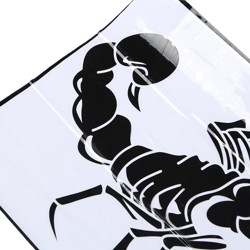 Car-Dekoration-3D-Scorpion-Decal-Sticker-Cooler-Vinyl-Sticker-S6P4 Indexbild 8