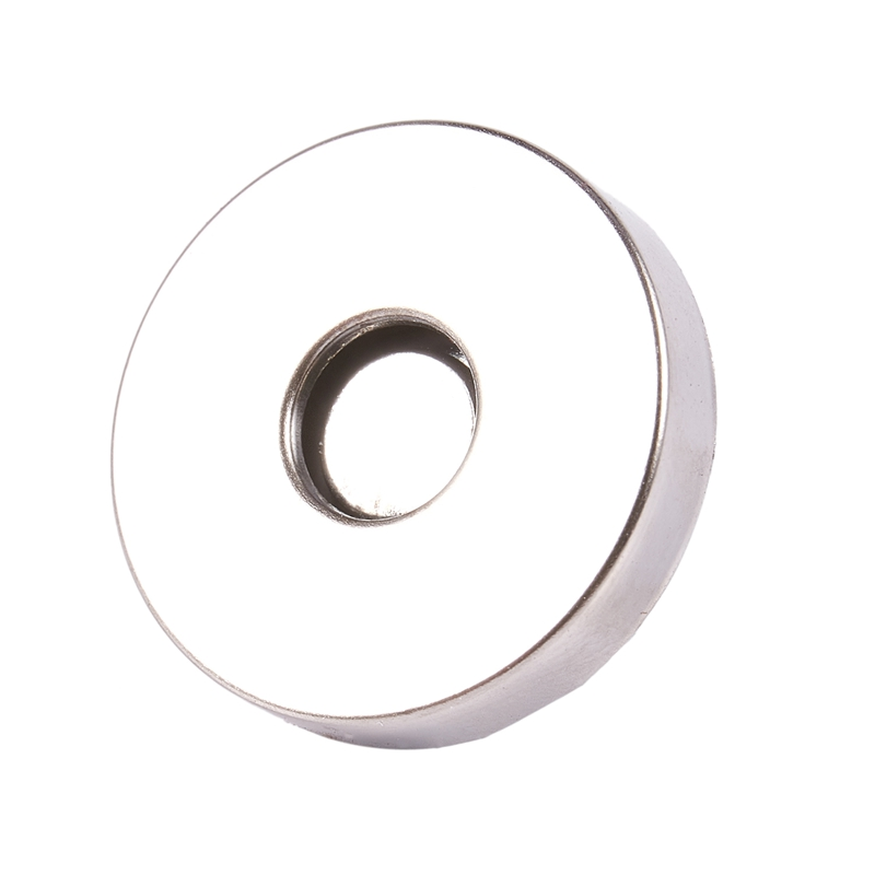 DIY-Magnetic-Circular-Clasp-for-Bag-Purse-Clothes-Silver-1-8cm-Set-of-10-H3D7 thumbnail 11