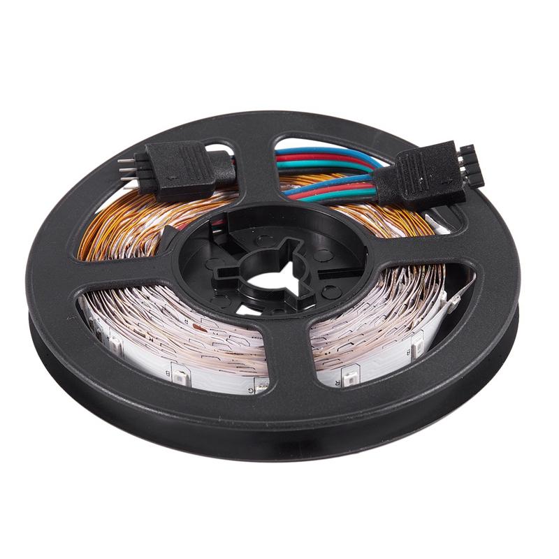 300Leds-3528-Smd-Rgb-Led-Light-Strip-44-Key-Ir-Remote-Controller-Non-Water-J1R6 Indexbild 5
