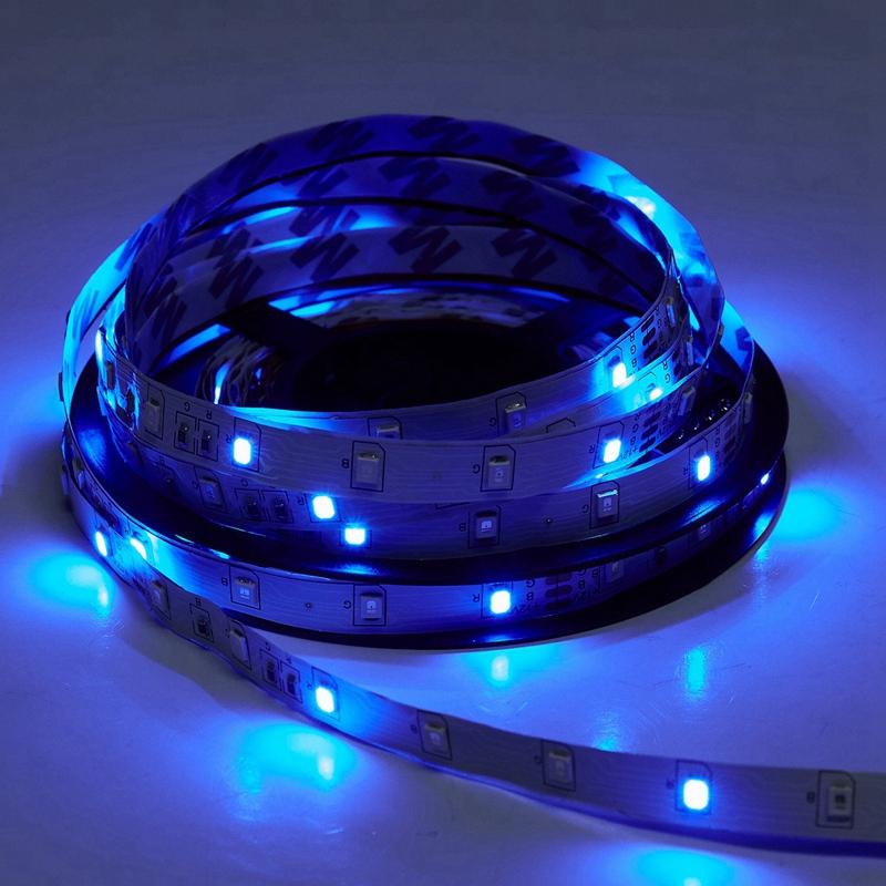 300Leds-3528-Smd-Rgb-Led-Light-Strip-44-Key-Ir-Remote-Controller-Non-Water-J1R6 Indexbild 8