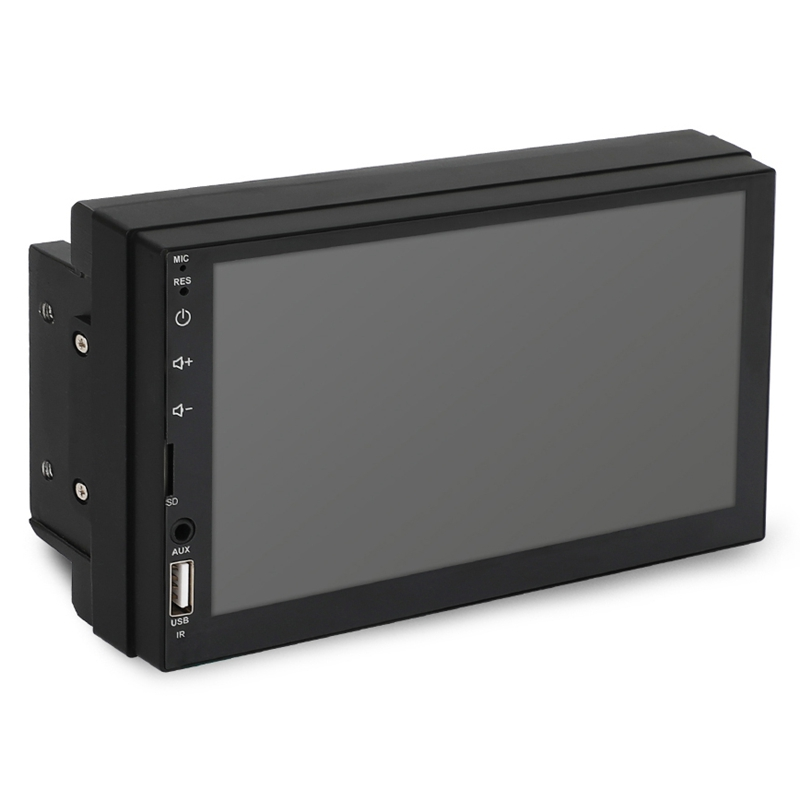 2-Din-7-Inch-Inch-Touchable-Screen-Car-Auto-Radio-Video-Stereo-Player-Bluet-T6D4 thumbnail 2