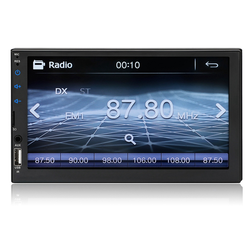 2-Din-7-Inch-Inch-Touchable-Screen-Car-Auto-Radio-Video-Stereo-Player-Bluet-T6D4 thumbnail 3