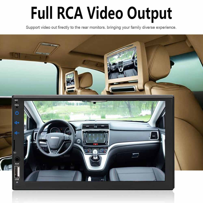 2-Din-7-Inch-Inch-Touchable-Screen-Car-Auto-Radio-Video-Stereo-Player-Bluet-T6D4 thumbnail 8