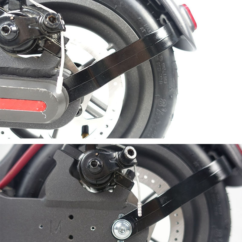 Rear-Mudguard-Bracket-Rigid-Support-for-Electric-Scooter-Xiaomi-Mijia-M365-Q1E5 thumbnail 10