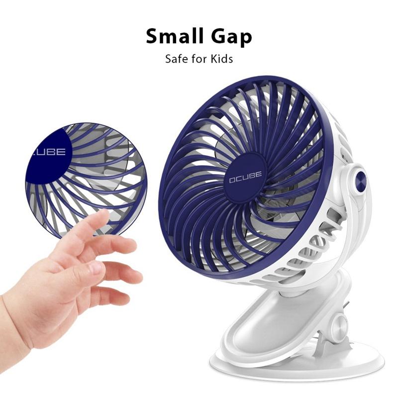 Ocube-Ventilateur-Alimente-par-Batterie-Ocube-Mini-Ventilateur-et-Ventilate-G9E8 miniature 3
