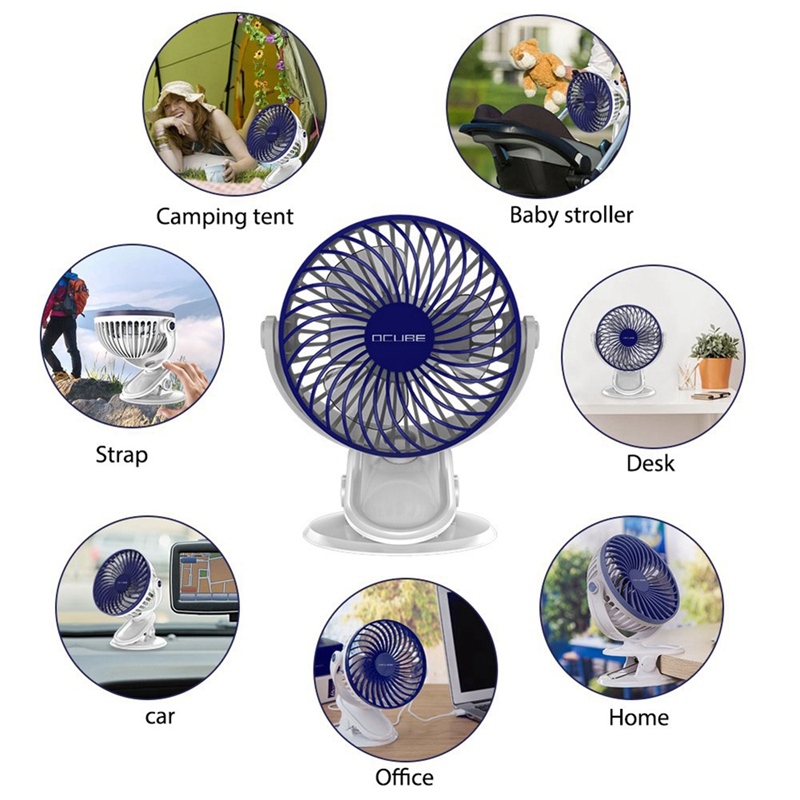 Ocube-Ventilateur-Alimente-par-Batterie-Ocube-Mini-Ventilateur-et-Ventilate-G9E8 miniature 8