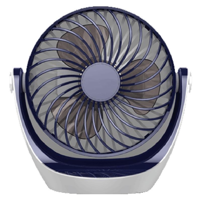Ocube-Usb-Petit-Ventilateur-Mini-Rechargeable-Muet-Portable-Ventilateur-ELe-Q8W5 miniature 2