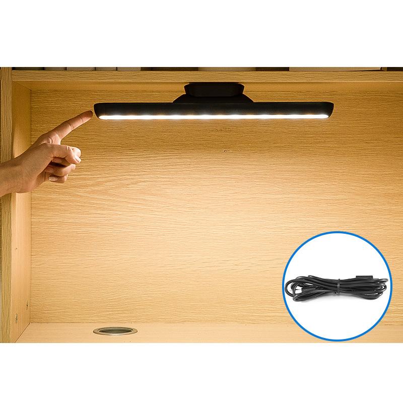 1X-Led-Badezimmerspiegel-Scheinwerfer-Punch-Free-Usb-Aufgeladen-Make-Up-SchL6I2 Indexbild 4