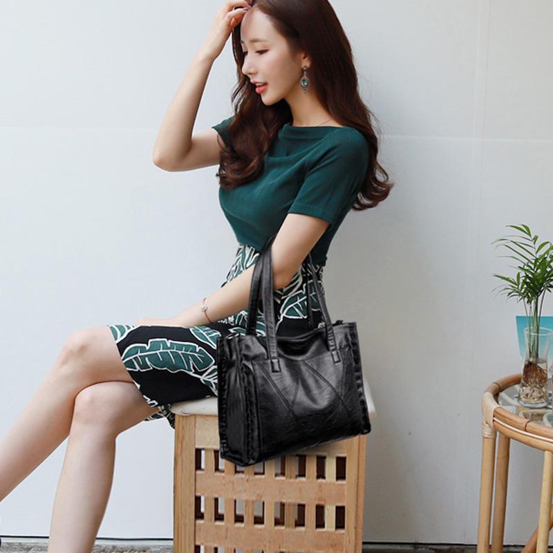 NaeHgarn-Handtaschen-Arbeiten-GrossE-KapazitaeTs-Bewegliche-Damen-Taschen-Schu-Q8X5 Indexbild 5