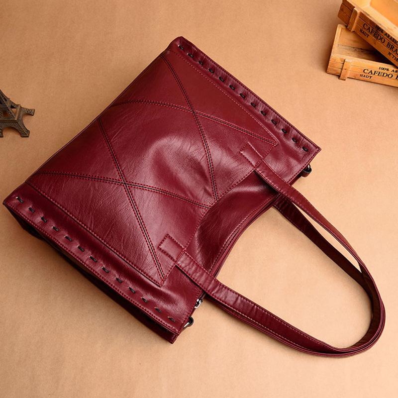 NaeHgarn-Handtaschen-Arbeiten-GrossE-KapazitaeTs-Bewegliche-Damen-Taschen-Schu-Q8X5 Indexbild 7