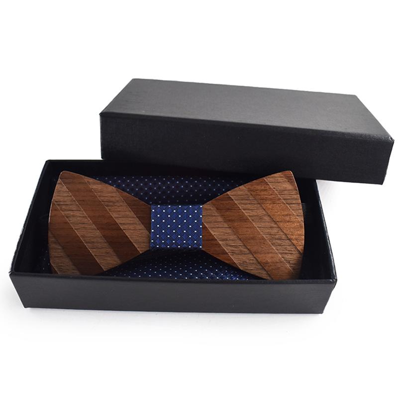 Einstecktuch-Brosche-Gravata-Krawatte-Einstecktuch-ManschettenknoePfe-Set-He-T5G5 Indexbild 4