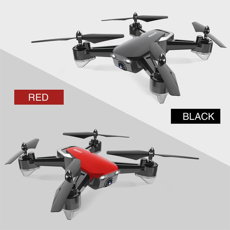 2X (Fq777 Fq40 2.4G 720P Gran Angular WIFI HD Cámara DRONE RC helicóptero QUADC W5Q2