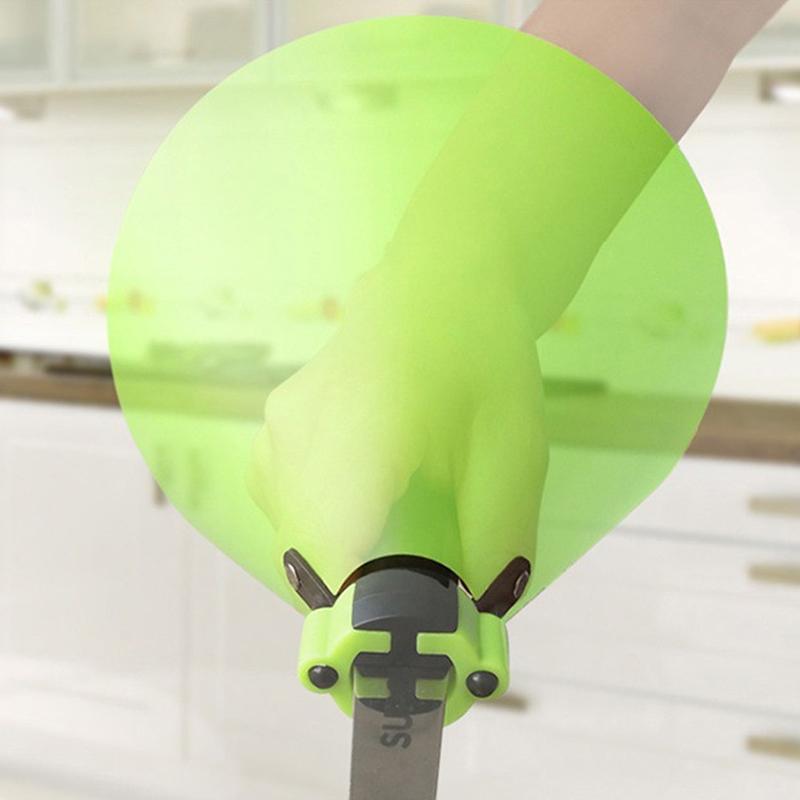 Anti-Oil-Splashing-Spatula-Cover-Hand-Protector-Kitchenware-Cooking-Tool-Ki-F5V5 thumbnail 5