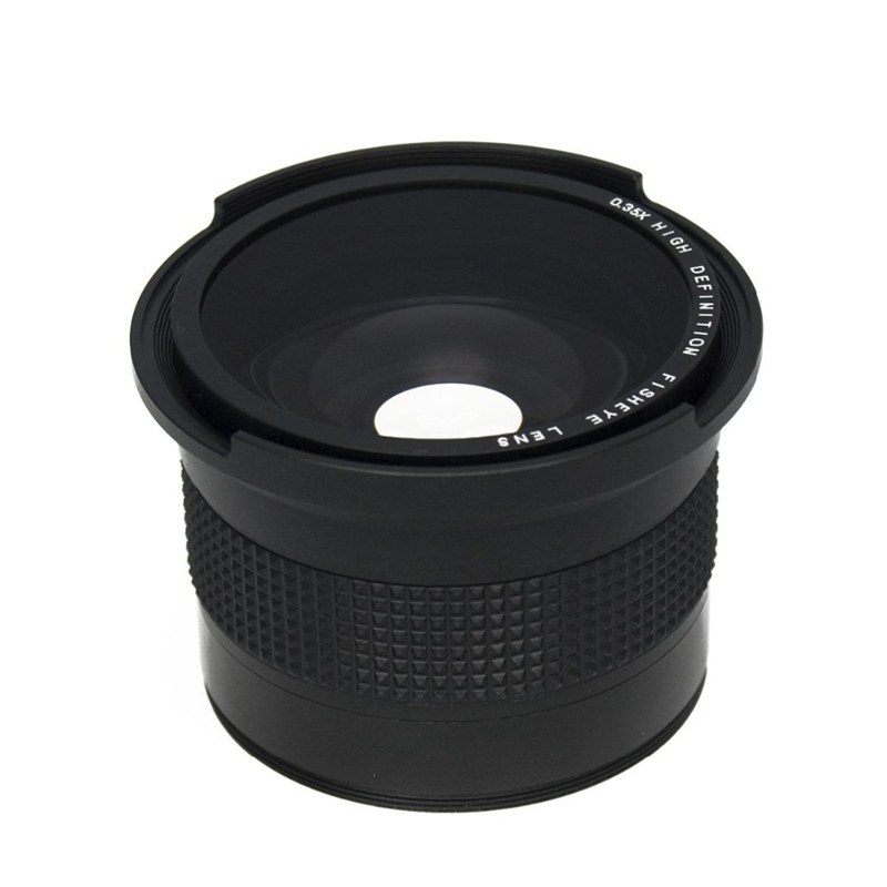52Mm-0-35X-Extended-Fisheye-Wide-Angle-Automatic-Focus-Compatible-Macro-Len-P2G3 thumbnail 3
