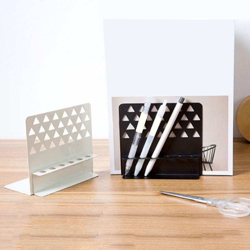 Nuevos-Sujetadores-de-Metal-Creativos-con-Soporte-para-BoliGrafo-Organizad-G9F2 miniatura 11