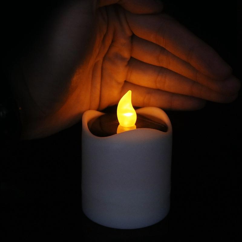 6-Pcs-ETanche-un-L-039-eNergie-Solaire-Scintillement-Led-Sans-Flamme-Bougie-Bou-Z5I1 miniature 4
