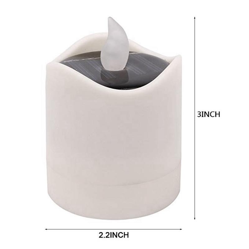 6-Pcs-ETanche-un-L-039-eNergie-Solaire-Scintillement-Led-Sans-Flamme-Bougie-Bou-Z5I1 miniature 6