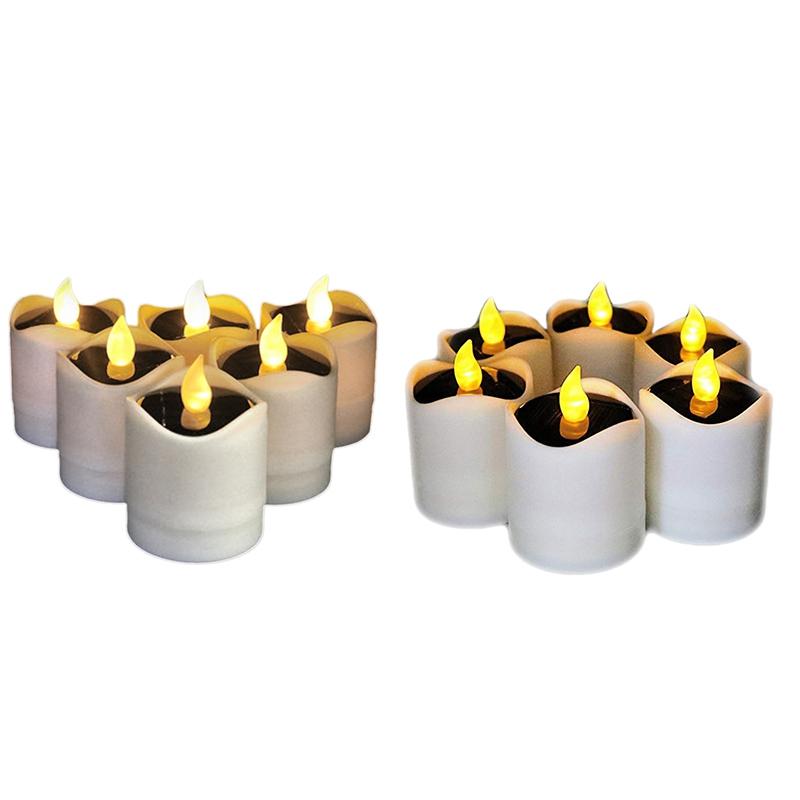 6-Pcs-ETanche-un-L-039-eNergie-Solaire-Scintillement-Led-Sans-Flamme-Bougie-Bou-Z5I1 miniature 10