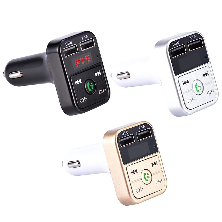 Quelima-B2-Car-Kit-Handsfree-Wireless-Bluetooth-Fm-Transmitter-Lcd-Mp3-F4Q1 miniatuur 15