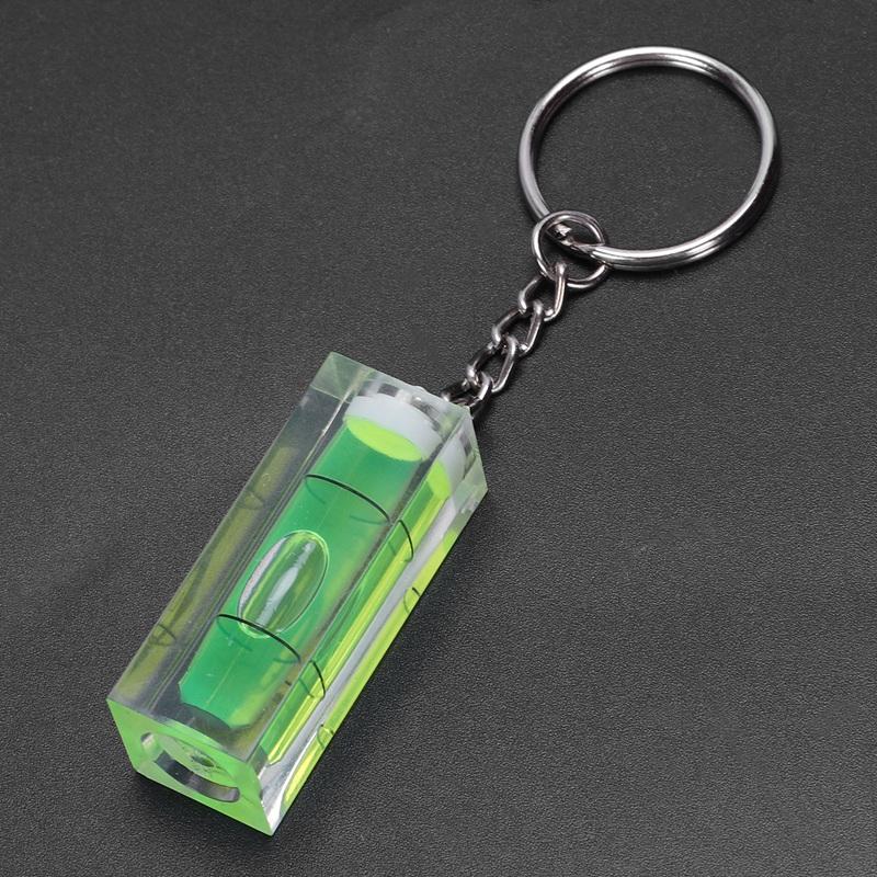 Mini-Spirit-Level-DIY-Gadgets-Keyring-Keychain-Tool-keychain-spirit-level-co-2H2 thumbnail 8
