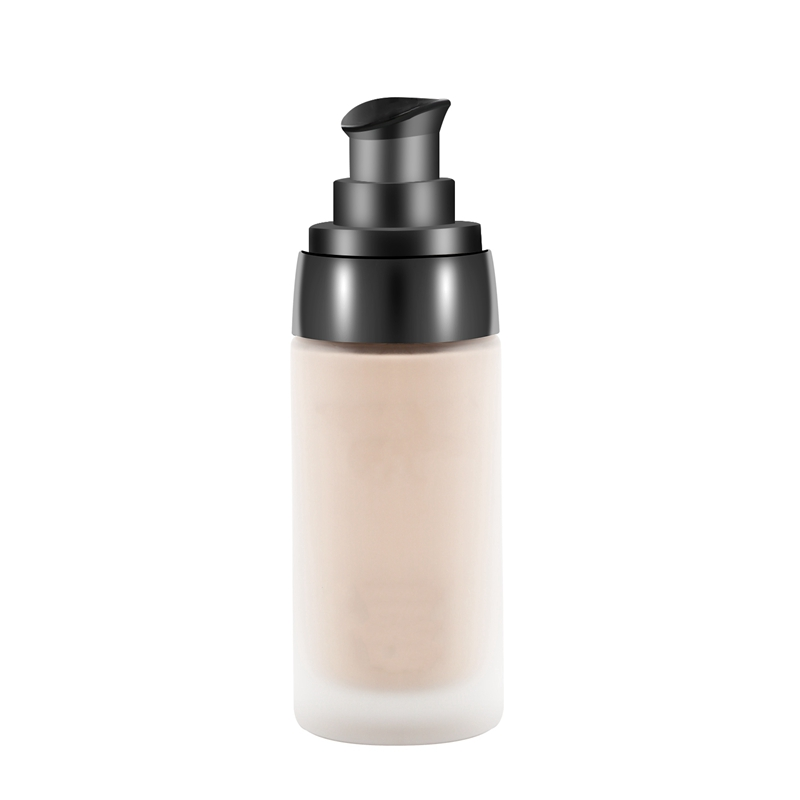 miniatuur 14 - LAIKOU Whitening Flawless Coverage Fulid Liquid Foundation Concealer Moistu U1O2